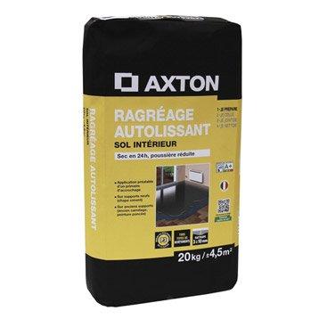 Ragréage autolissant AXTON, 20 kg