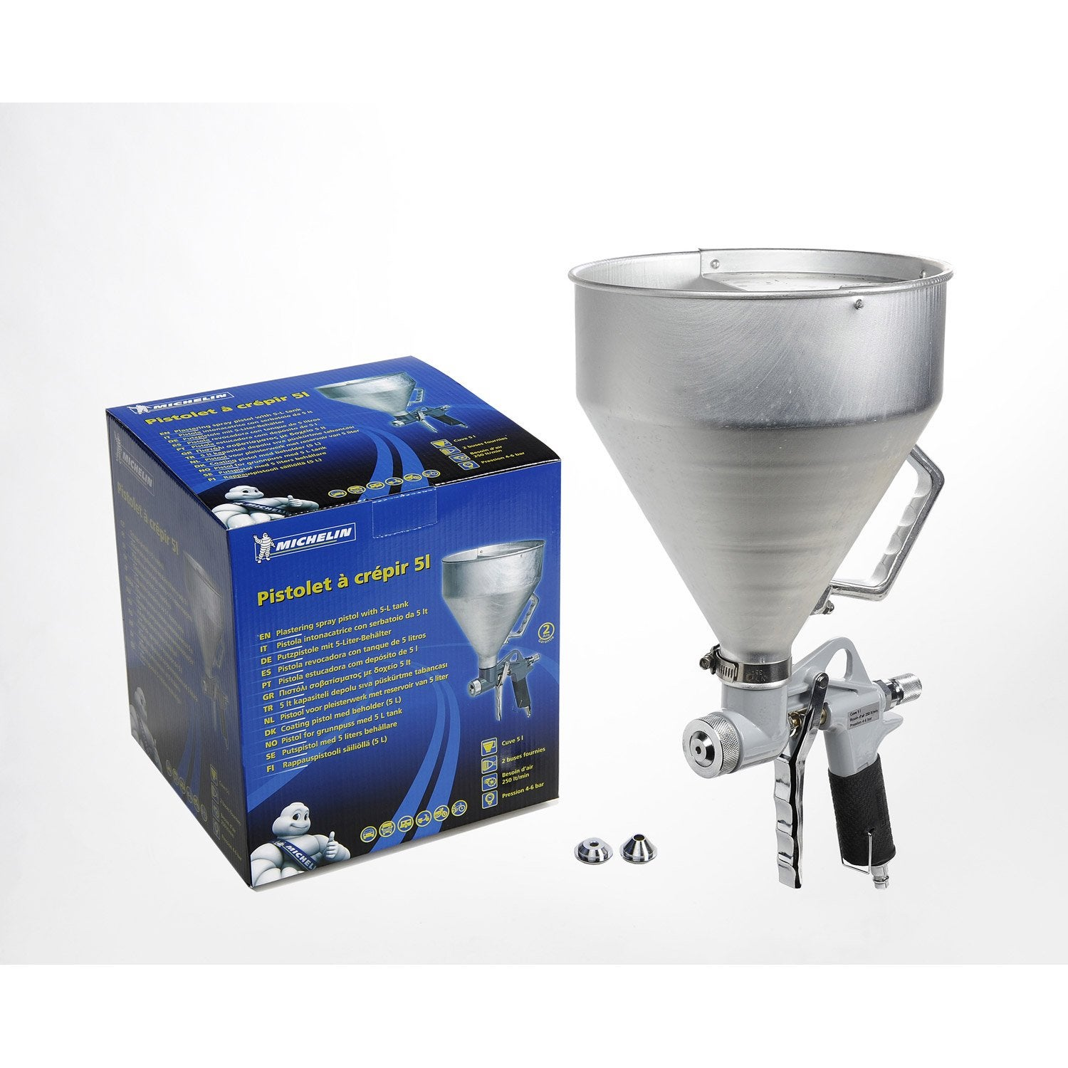 pistolet a crepir pneumatique sablon. Black Bedroom Furniture Sets. Home Design Ideas