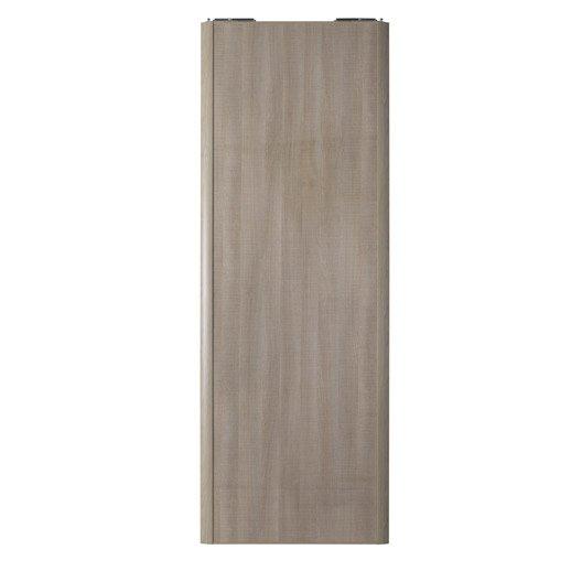 Porte de placard coulissante sur mesure optimum uno de 100 - Porte separation coulissante sur mesure ...