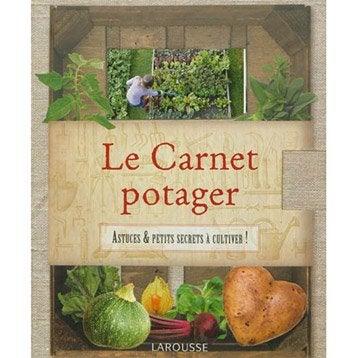 Le carnet potager, Larousse