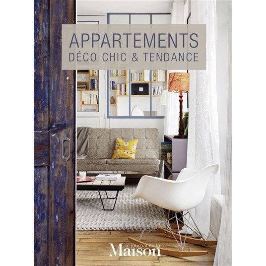 appartement le journal de la maison leroy merlin. Black Bedroom Furniture Sets. Home Design Ideas