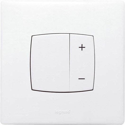 variateur neptune legrand blanc leroy merlin. Black Bedroom Furniture Sets. Home Design Ideas