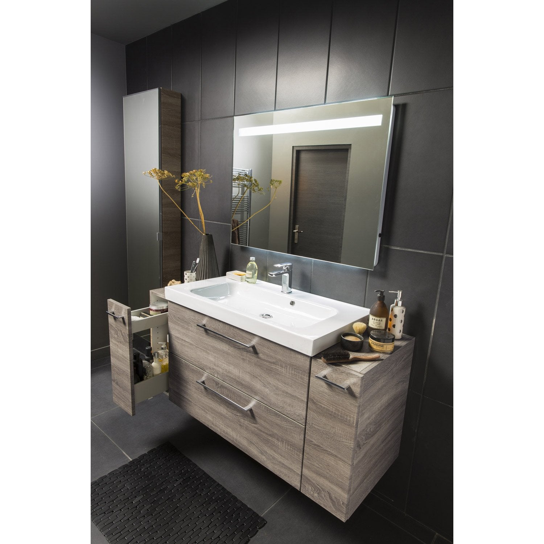porte 1p x ch ne havane remix leroy merlin. Black Bedroom Furniture Sets. Home Design Ideas