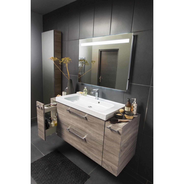 meuble salle de bain havane leroy merlin
