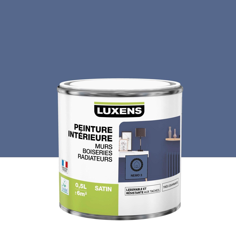 Peinture mur, boiserie, radiateur toutes pièces Multisupports LUXENS, nemo 3, sa