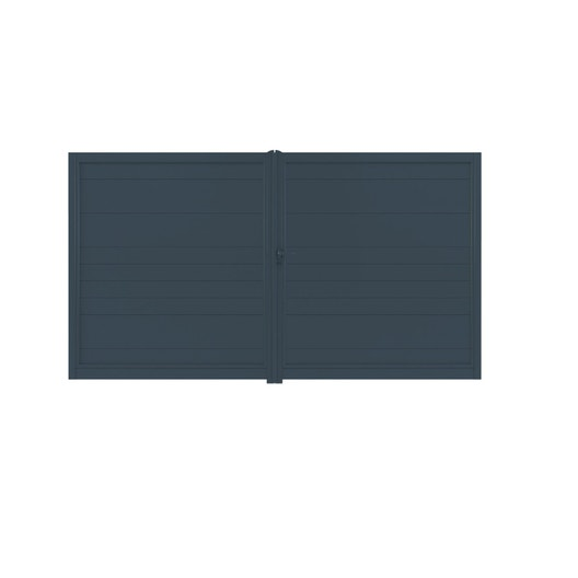 comment choisir son portail leroy merlin. Black Bedroom Furniture Sets. Home Design Ideas