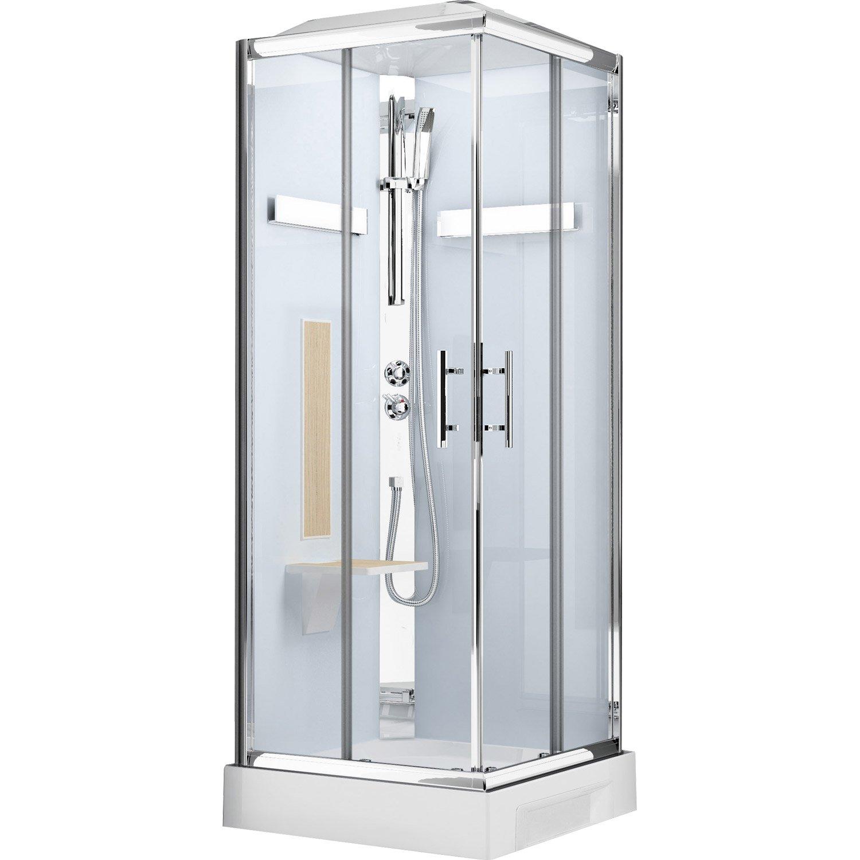 cabine de douche 90×90 carre