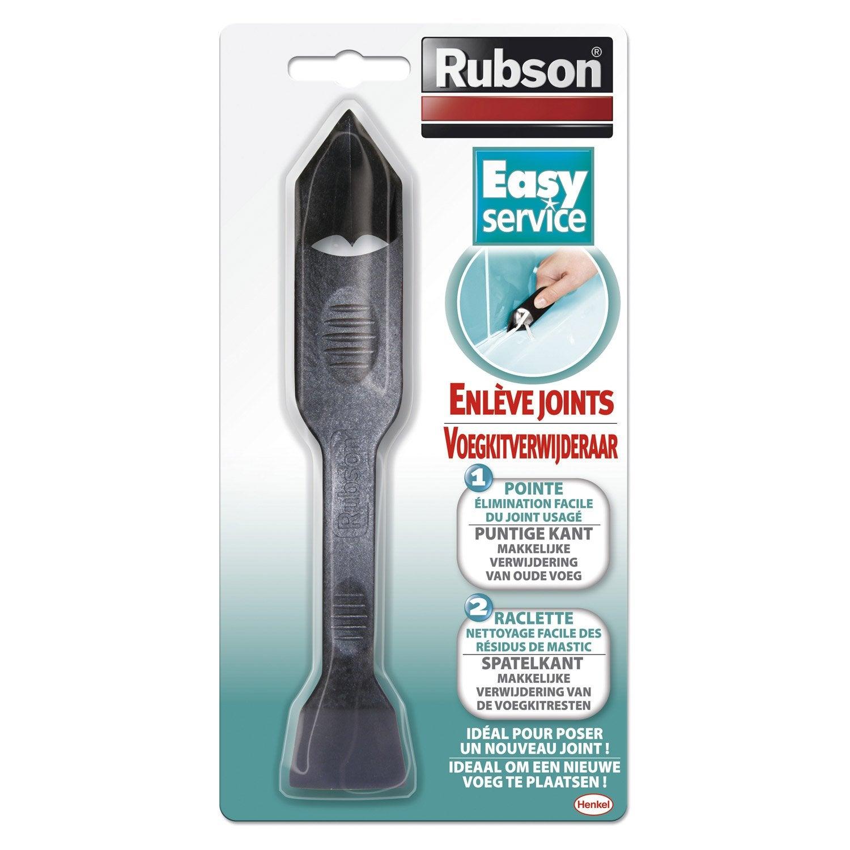 enl ve joints pour mastic rubson easy 1 leroy merlin. Black Bedroom Furniture Sets. Home Design Ideas