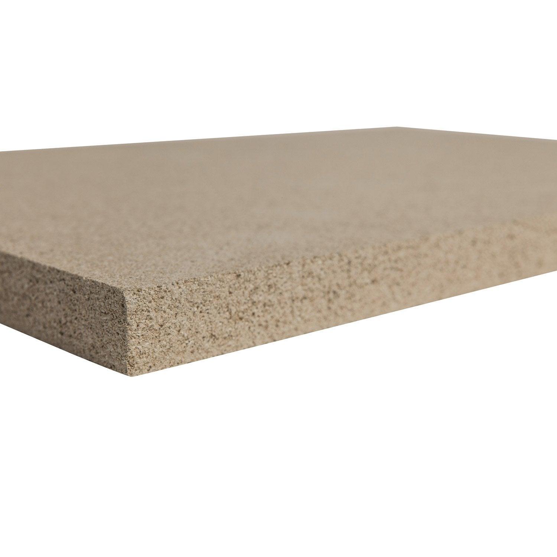 Plaque de vermiculite aduro 50x33cm leroy merlin for Plaque de fonte pour poele a bois