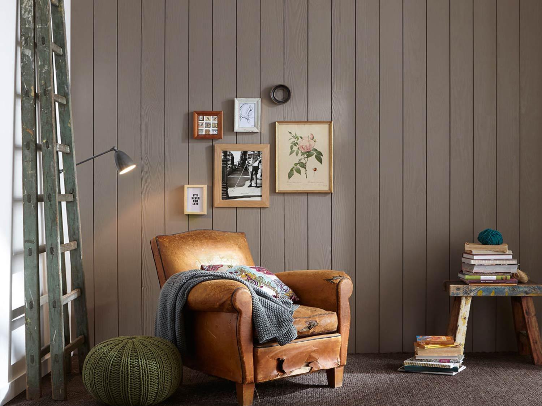 Shopping : Le lambris brut et authentique pour vos murs !