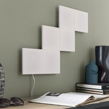 applique murale applique murale leroy merlin. Black Bedroom Furniture Sets. Home Design Ideas