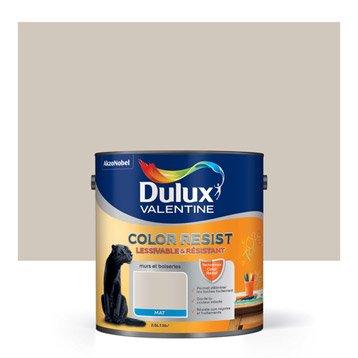 Peinture sable de mer DULUX VALENTINE Color resist 2.5 l