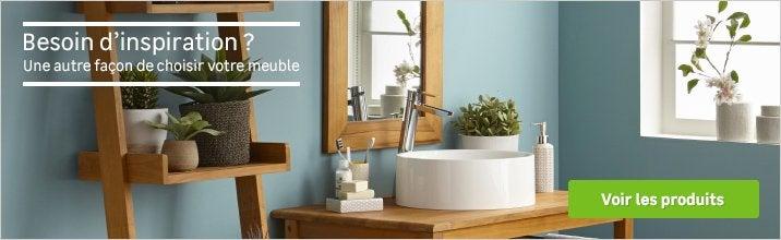 Meuble salle de bain - inspiration