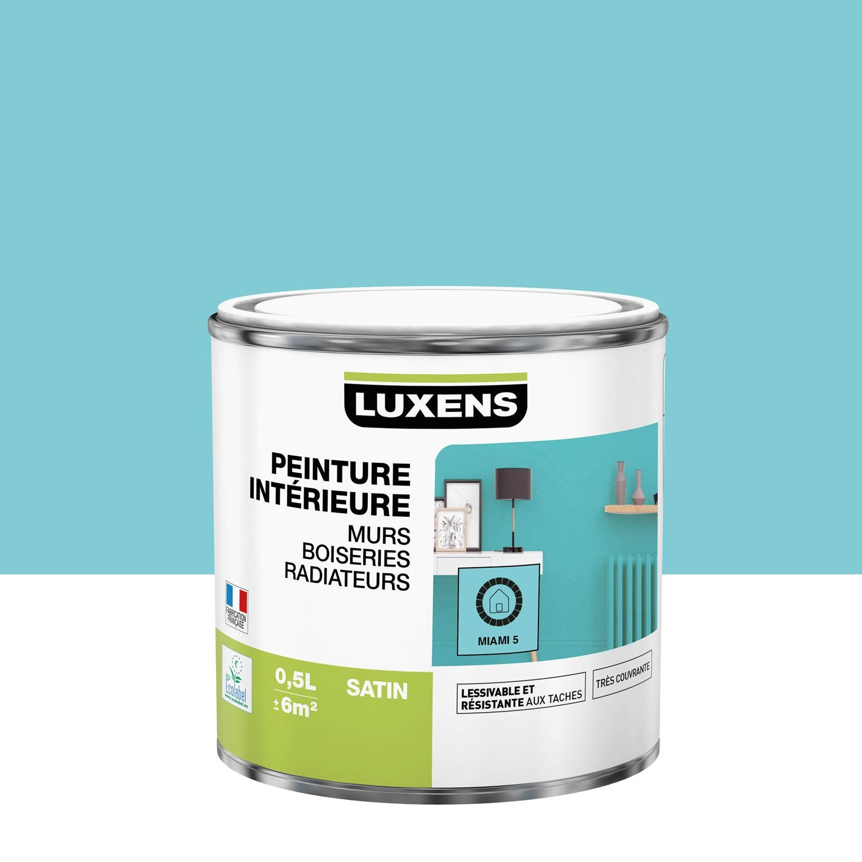 Peinture mur, boiserie, radiateur toutes pièces Multisupports LUXENS, miami 5, s
