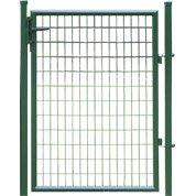 Portillon vert H.1 x L.1 m, maille H.100 x l.50 mm