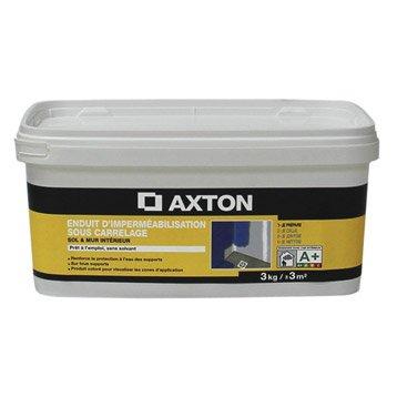 Enduit d'imperméabilisation AXTON, 3 kg