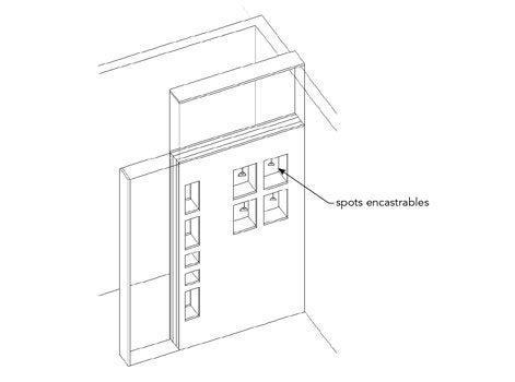 Comment monter une cloison multifonction dans la salle de - Peinture hydrofuge douche ...