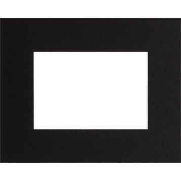 Passe-partout, 30x40 cm, noir