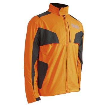 Veste OREGON orange et noir, taille M
