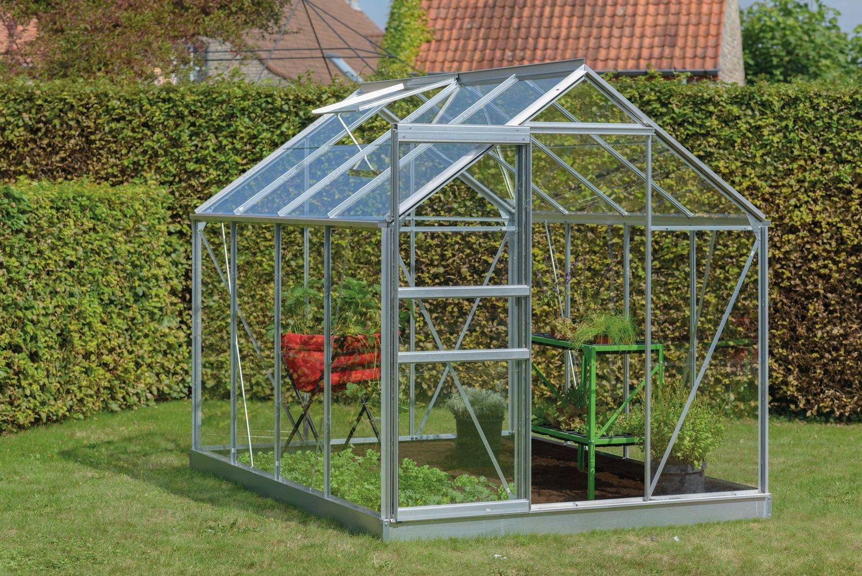 Pour pouvoir continuer à jardiner malgré les températures, installer ...