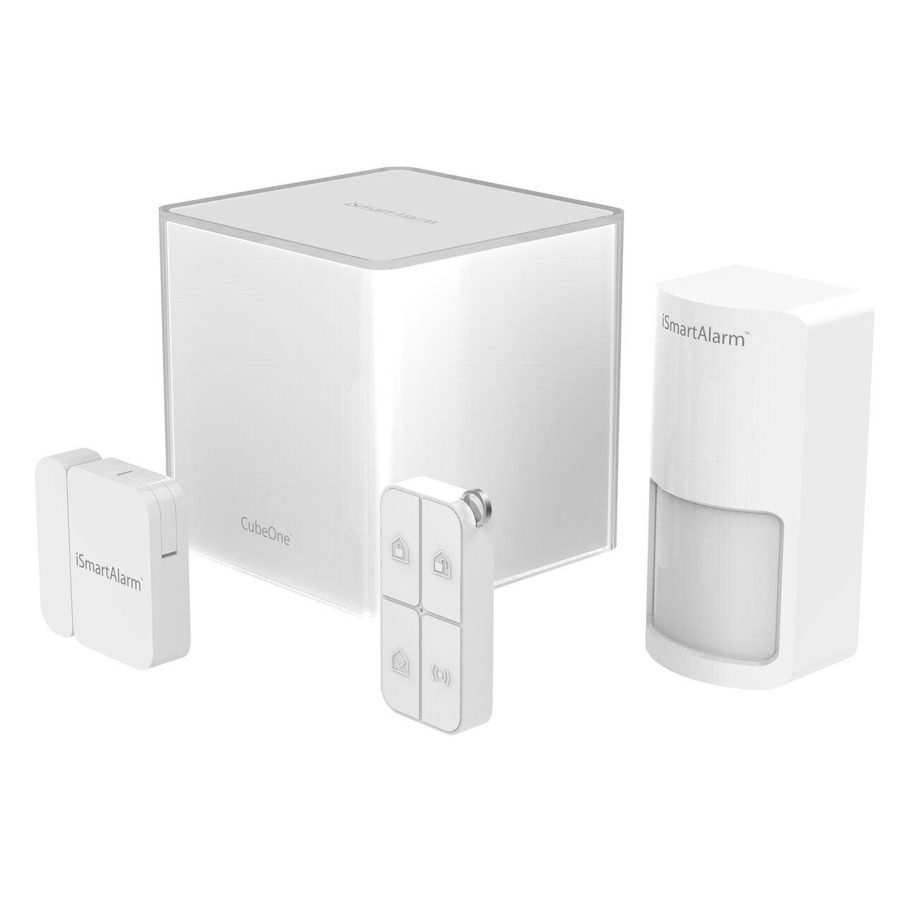 alarme maison sans fil connectee. Black Bedroom Furniture Sets. Home Design Ideas