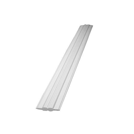 Profil block lock 115 cm leroy merlin - Profile pour brique de verre ...