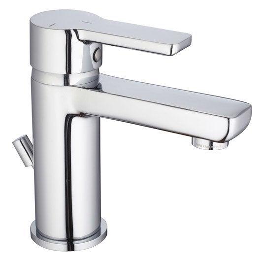 Mitigeur lavabo chrom huber softcube leroy merlin - Mitigeur lavabo leroy merlin ...