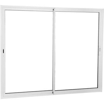 Kit fixation baie vitr e tap e poign e pour baie - Baie vitree pour porte de garage leroy merlin ...