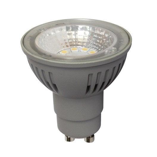 ampoule r flecteur led 5 5w 450lm quiv 50w gu10. Black Bedroom Furniture Sets. Home Design Ideas