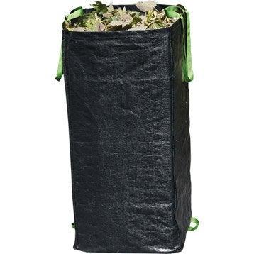 Sac à végétaux à branchages réutillisable GEOLIA 200 l