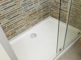 Tout savoir sur la douche l 39 italienne leroy merlin for Realisation douche italienne sans receveur
