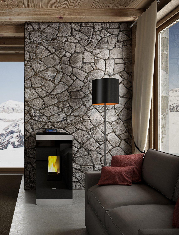 un fonctionnement totalement automatique pour le po le granul s leroy merlin. Black Bedroom Furniture Sets. Home Design Ideas