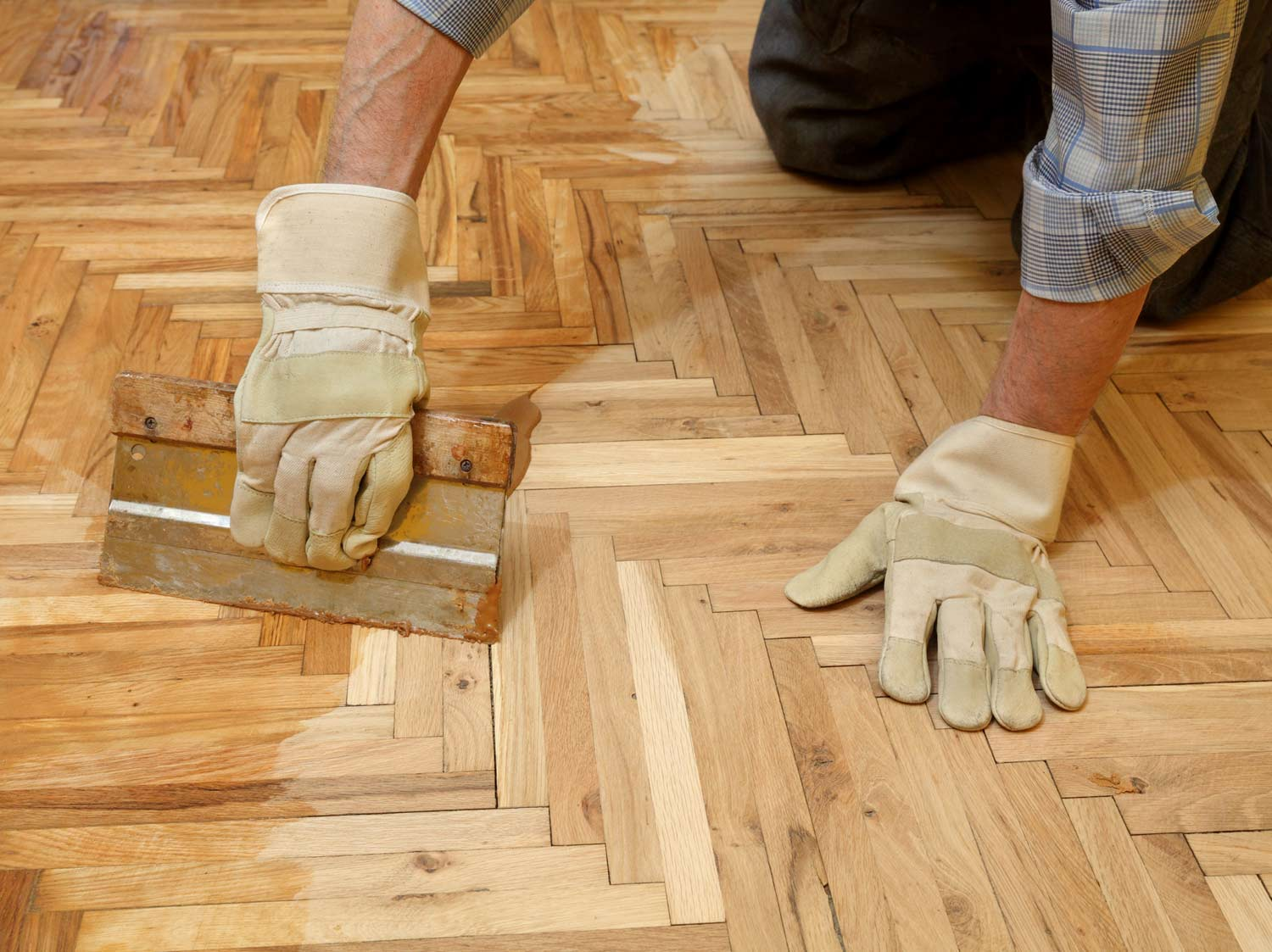 Parquet cire ou vitrifie photos de conception de maison for Poncer parquet vitrifie