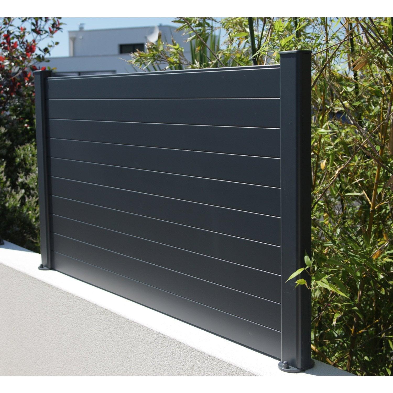 cloture en alu amazing awesome ordinaire lames de terrasse composite castorama indogate com. Black Bedroom Furniture Sets. Home Design Ideas