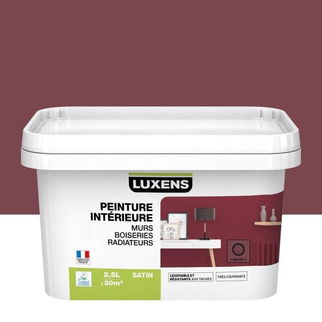 Peinture Mur Boiserie Radiateur Toutes Pièces Multisupports Luxens Cabaret 2