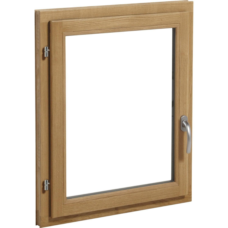 fen tre bois brico essentiel 1 vantail ouvrant la fran aise x cm leroy merlin. Black Bedroom Furniture Sets. Home Design Ideas