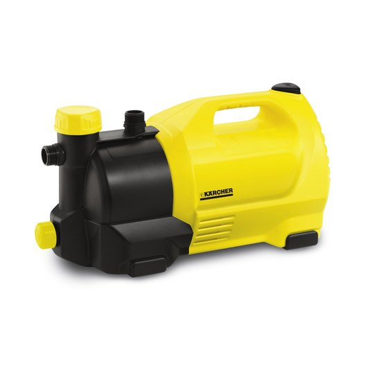 Pompe d'arrosage KARCHER GP50MC, débit max. 4000L/h | Leroy Merlin