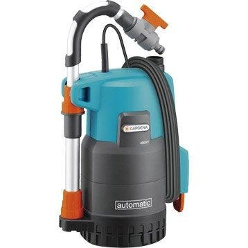 Pompe d'évacuation eau de pluie GARDENA 4000/2 comfort 4000 l/h