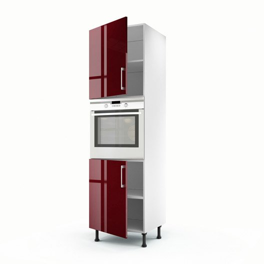 Meuble frigo encastrable leroy merlin for Meubles leroy merlin