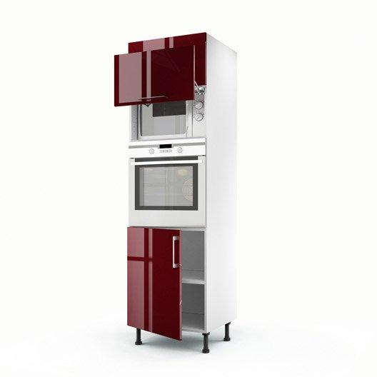 elegant meuble with meuble cuisine 20 cm largeur. Black Bedroom Furniture Sets. Home Design Ideas