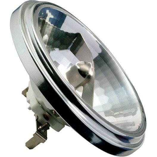 ampoule halog ne 50w 450lm quiv 50w 2900k 24 paulmann leroy merlin. Black Bedroom Furniture Sets. Home Design Ideas
