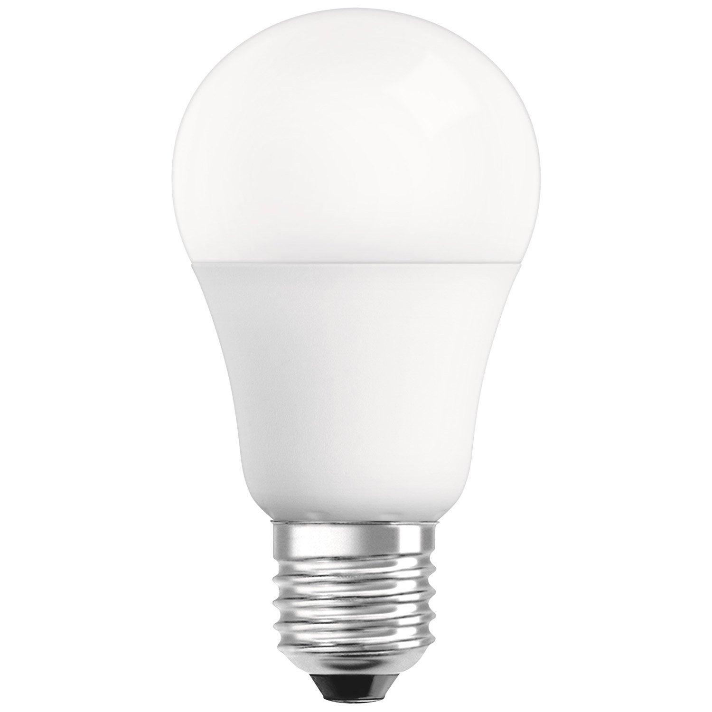 Ampoule Standard Led 9w 806lm Quiv 60w E27 Compatible Variateur