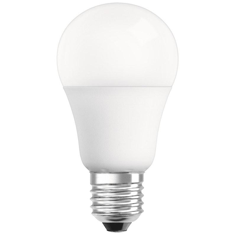 Ampoule Standard Led 9w 806lm équiv 60w E27 Compatible Variateur 3000k Osram