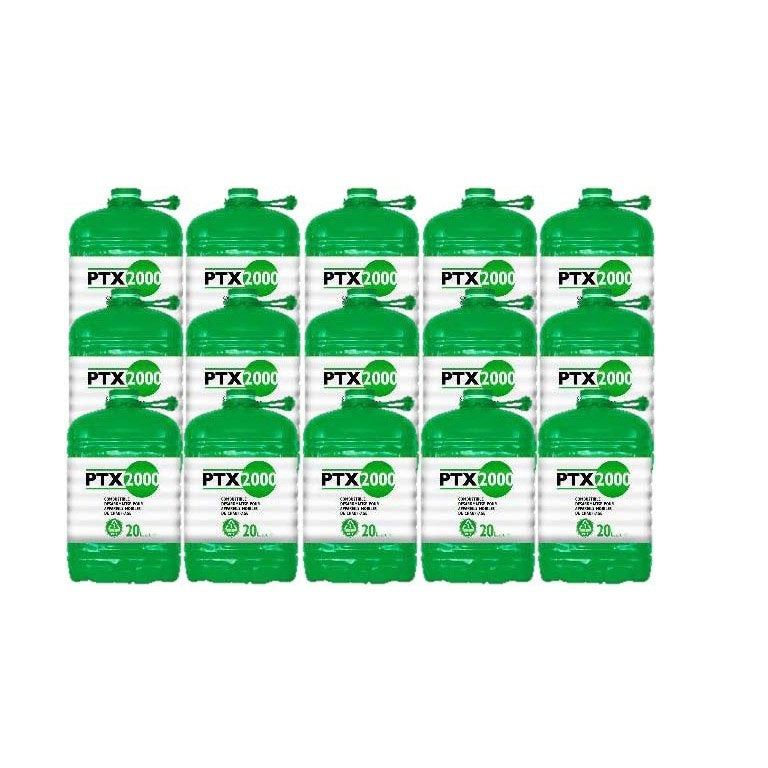 Pétrole Liquide Ptx 2000 15x20l 300 L