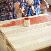 Cours de bricolage leroy merlin - Comment faire une table basse en palette ...