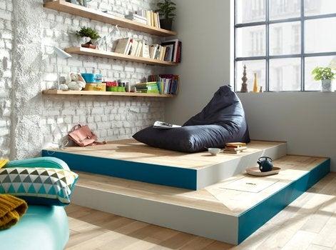 8 astuces pour cr er un nouvel espace dans une pi ce leroy merlin. Black Bedroom Furniture Sets. Home Design Ideas