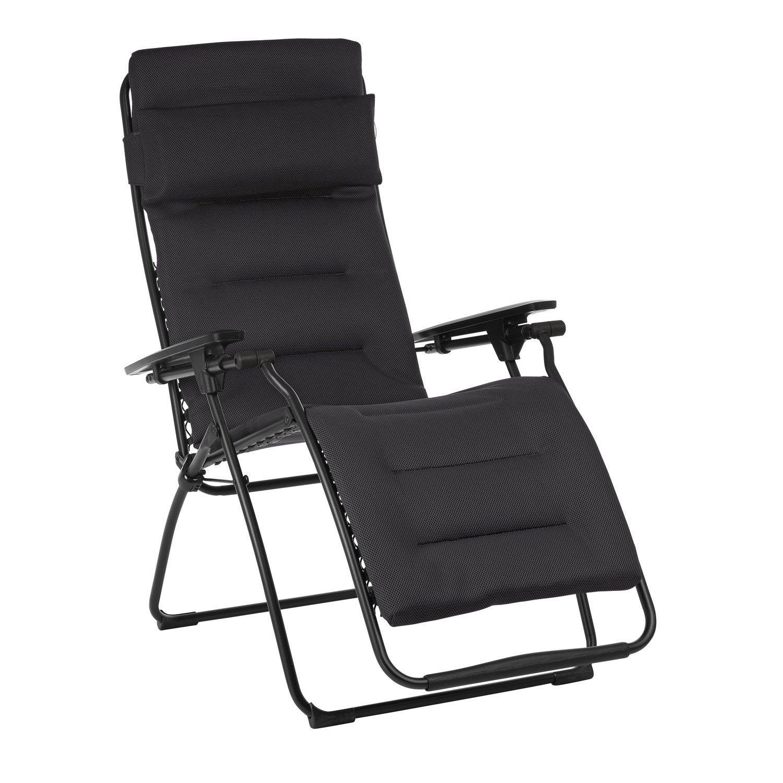 relax de jardin en acier futura air comfort acier - Relax De Jardin