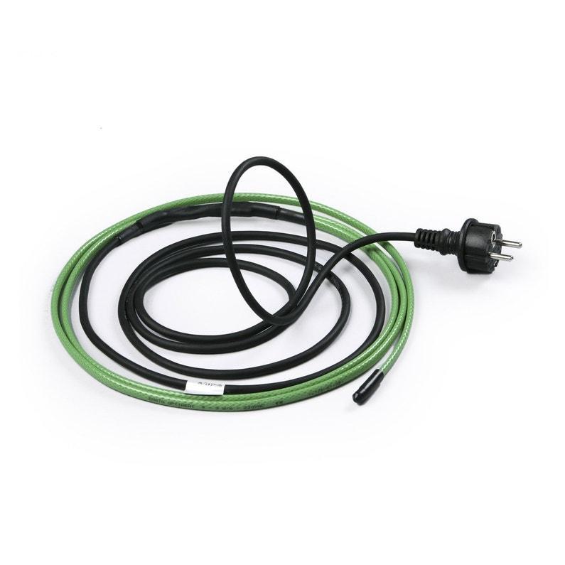 Câble Antigel électrique Extérieur Ensto Efpph 180 W Leroy Merlin