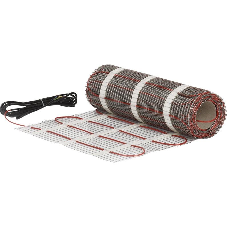 Plancher Chauffant électrique Ensto Efhtm 1200 W L2400 X L50 Cm