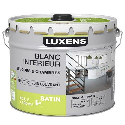 peinture mur et plafond blanc peinture int rieure leroy merlin. Black Bedroom Furniture Sets. Home Design Ideas